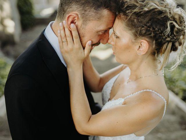 Il matrimonio di Simone e Elisa a San Martino Buon Albergo, Verona 21
