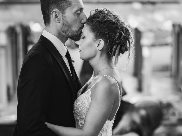 Il matrimonio di Simone e Elisa a San Martino Buon Albergo, Verona 23