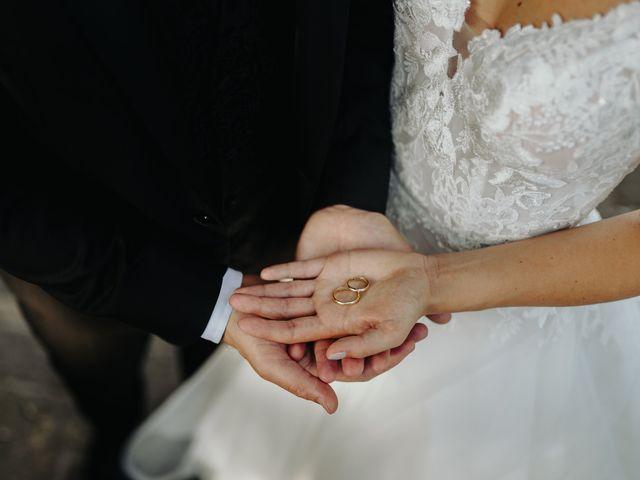 Il matrimonio di Simone e Elisa a San Martino Buon Albergo, Verona 24
