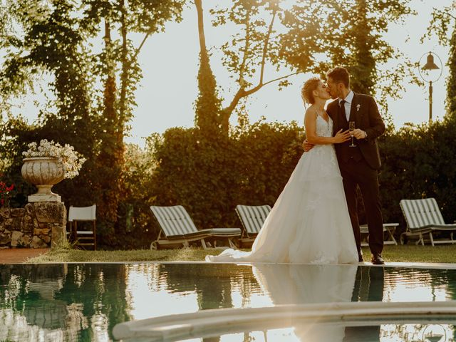 Il matrimonio di Simone e Elisa a San Martino Buon Albergo, Verona 32