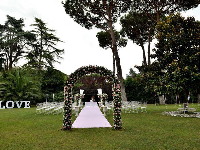 Il matrimonio di Marika e Massimo a Roma, Roma 15