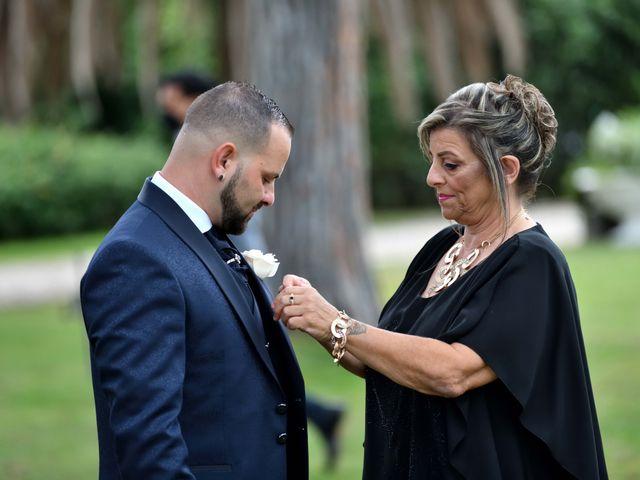 Il matrimonio di Marika e Massimo a Roma, Roma 17