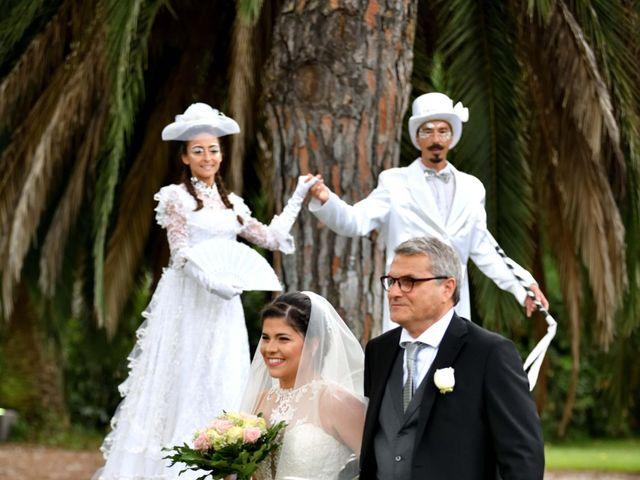 Il matrimonio di Marika e Massimo a Roma, Roma 18