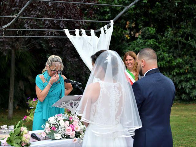 Il matrimonio di Marika e Massimo a Roma, Roma 25