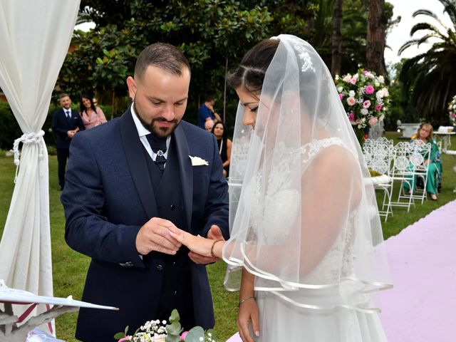 Il matrimonio di Marika e Massimo a Roma, Roma 27