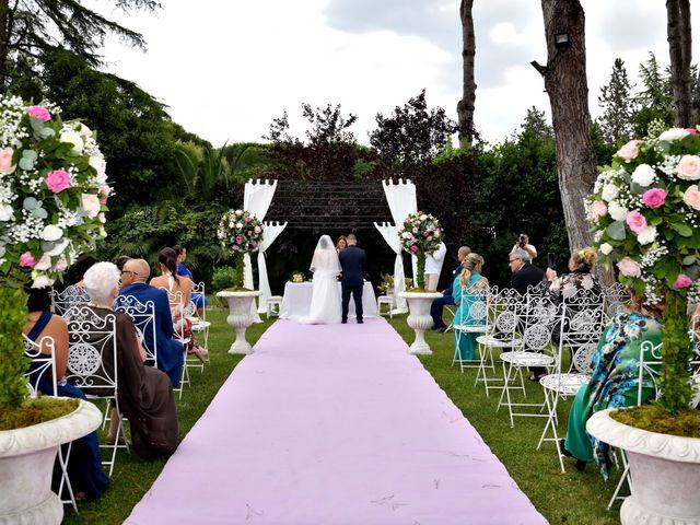 Il matrimonio di Marika e Massimo a Roma, Roma 32