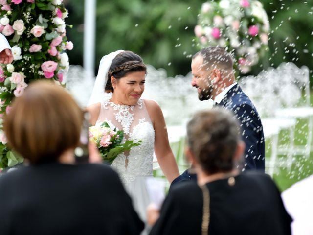 Il matrimonio di Marika e Massimo a Roma, Roma 34
