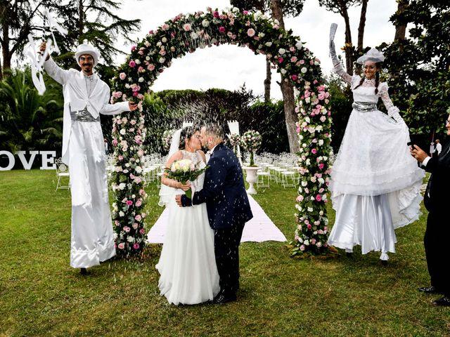 Il matrimonio di Marika e Massimo a Roma, Roma 36