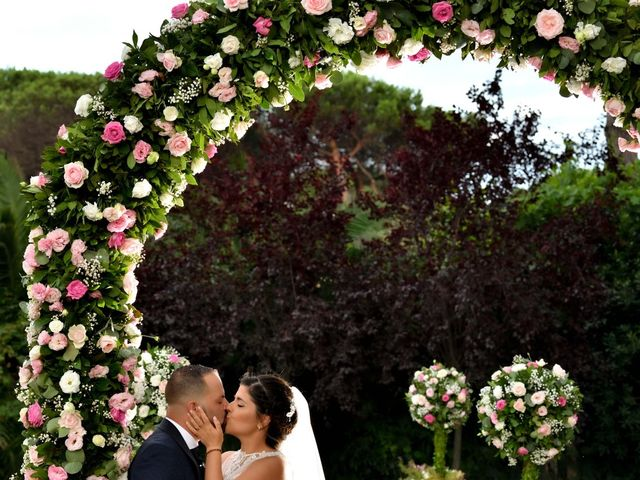 Il matrimonio di Marika e Massimo a Roma, Roma 42