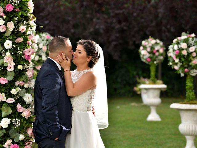 Il matrimonio di Marika e Massimo a Roma, Roma 44