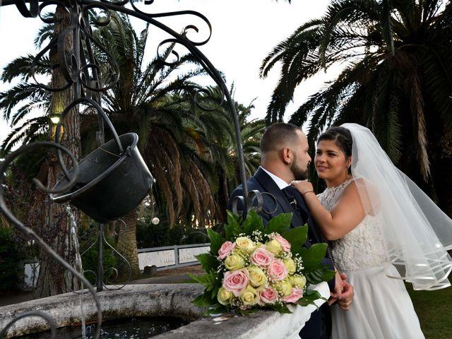 Il matrimonio di Marika e Massimo a Roma, Roma 47