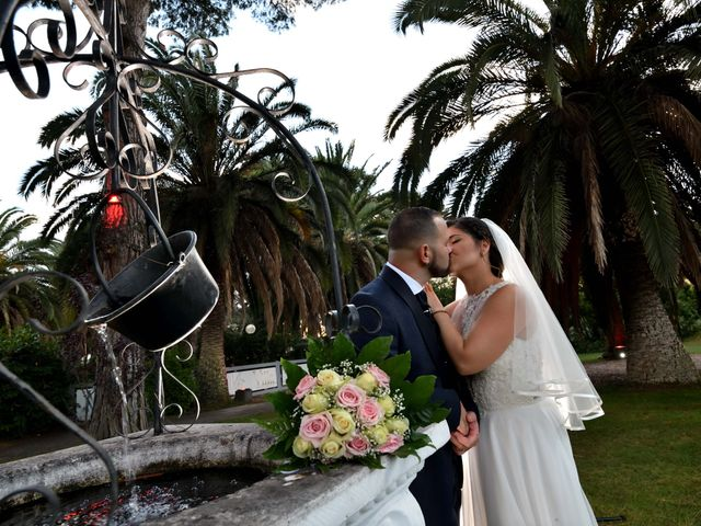 Il matrimonio di Marika e Massimo a Roma, Roma 48