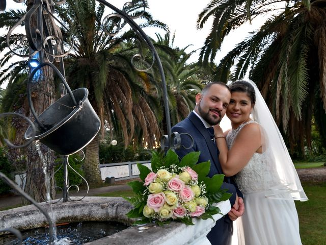 Il matrimonio di Marika e Massimo a Roma, Roma 49