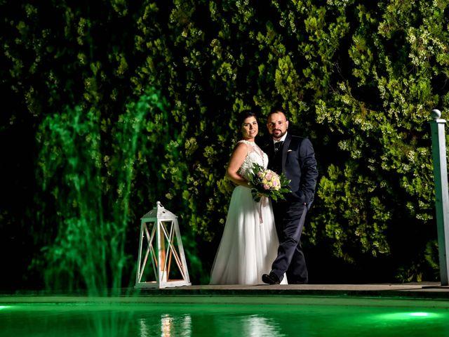 Il matrimonio di Marika e Massimo a Roma, Roma 61