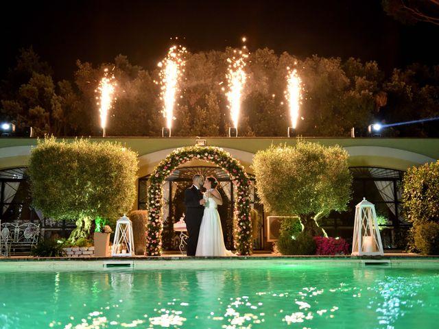 Il matrimonio di Marika e Massimo a Roma, Roma 73