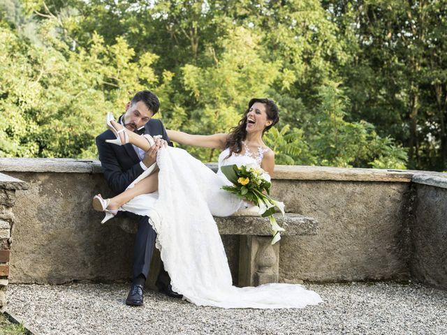 Le nozze di Eliana e Mattia