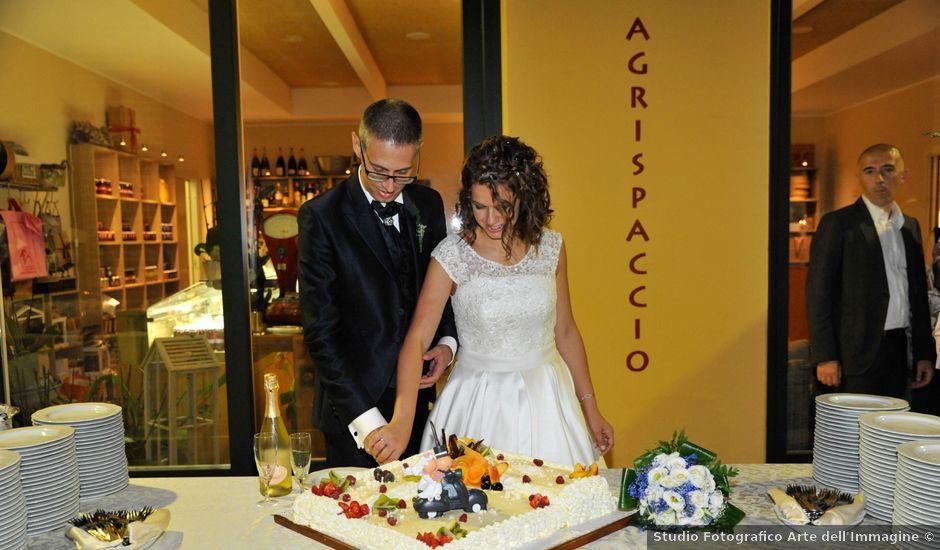 Il matrimonio di Arnaldo e Marta a Cuggiono, Milano