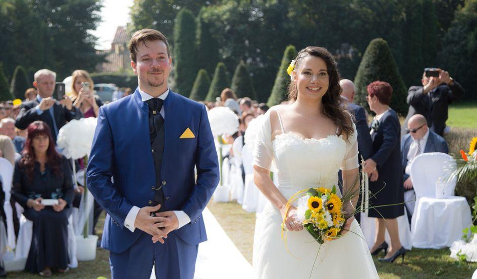 Il matrimonio di Riccardo e Chiara a San Giorgio Canavese, Torino