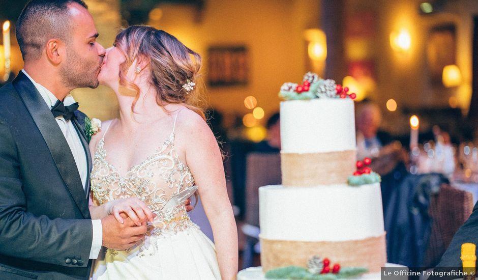 Il matrimonio di Luigi e Gina a Luzzi, Cosenza