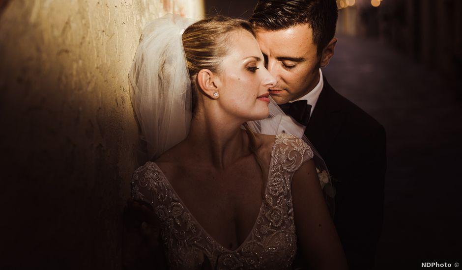 Il matrimonio di Alberto e Gemma a Lucca, Lucca