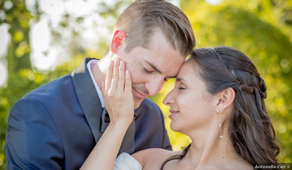 Il matrimonio di Tom e Irma a Montaione, Firenze