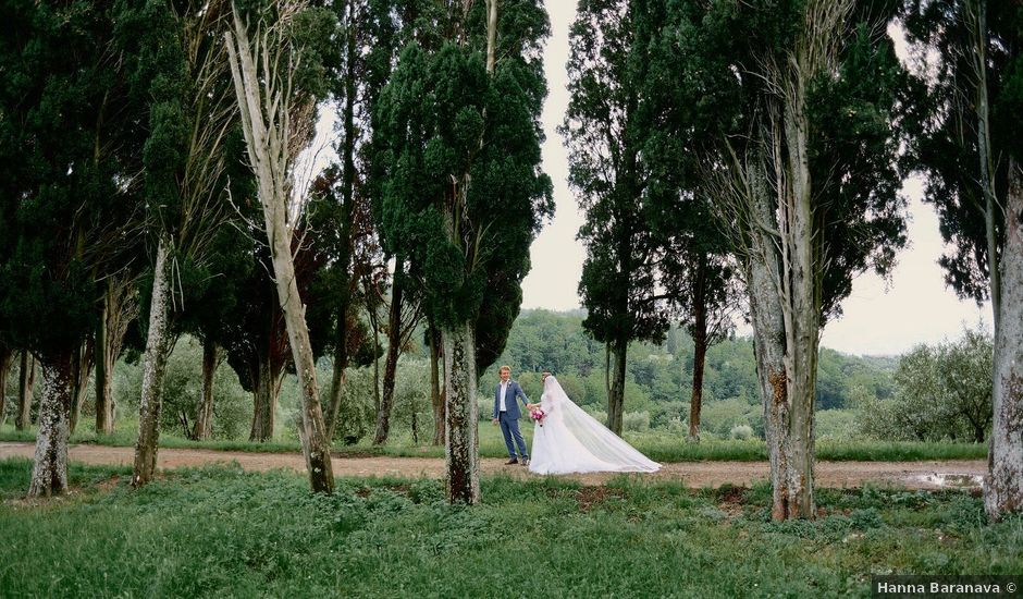 Il matrimonio di Yana e Alex a Firenze, Firenze