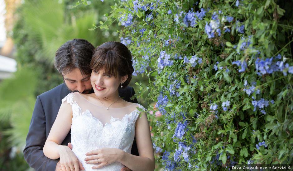 Il matrimonio di Gennaro e Katarzyna Wiktoria a Agropoli, Salerno