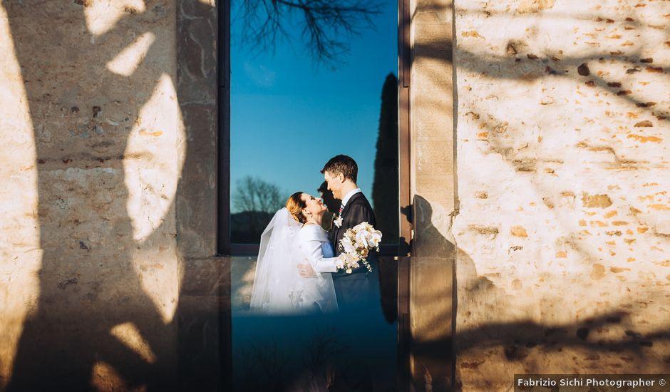 Il matrimonio di Gabriele e Angela a Firenze, Firenze