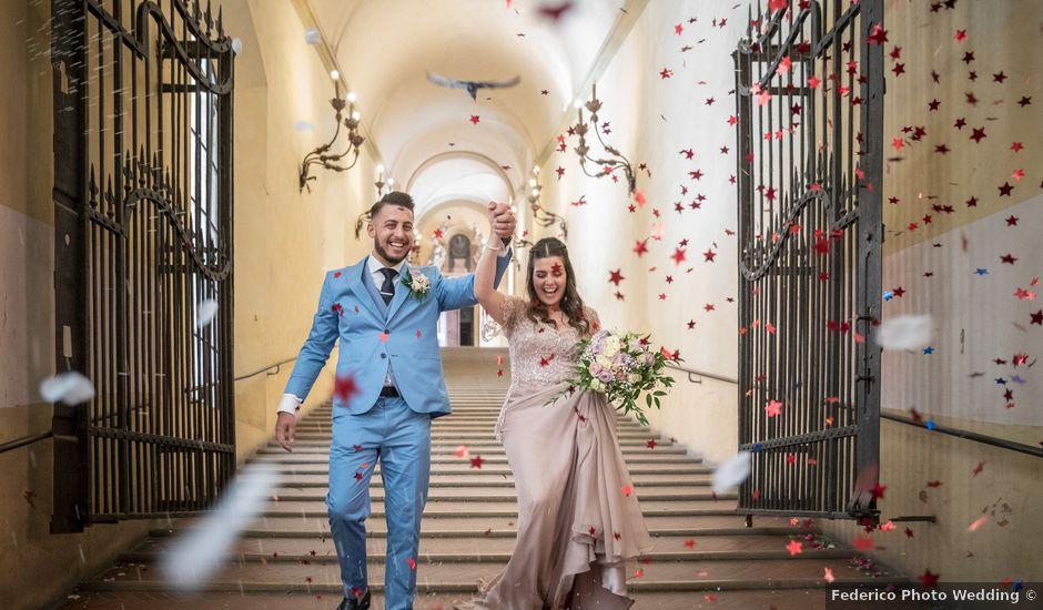 Il matrimonio di Riccardo e Federica a Bologna, Bologna