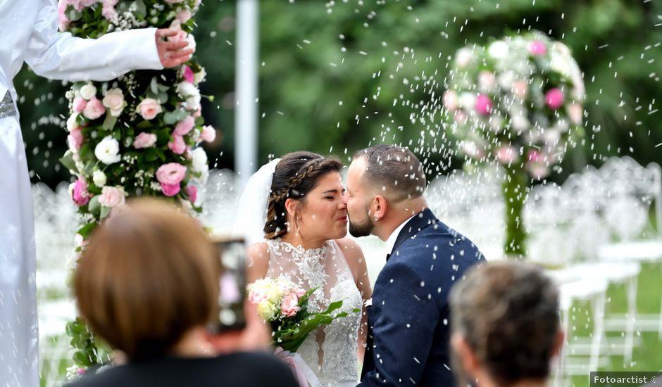Il matrimonio di Marika e Massimo a Roma, Roma