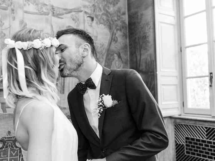 Le nozze di Luciana e Giacomo