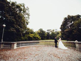 Le nozze di Nicole e Michel 2