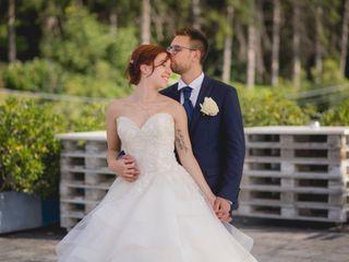 Le nozze di Cristina e Mattia