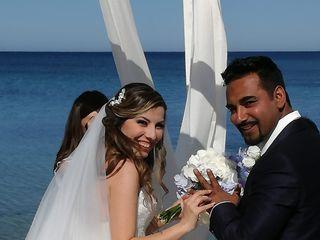 Le nozze di Ambra e Subash 1