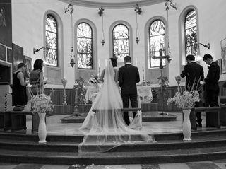 Le nozze di Jen e Simon 3