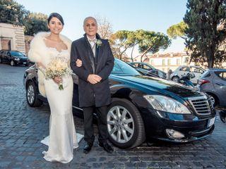 Le nozze di Michel e Miriam 2