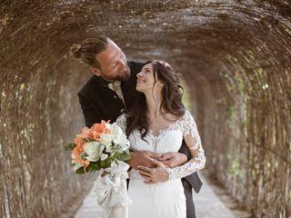 Le nozze di Melissa e Jonni