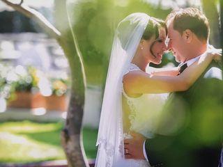 Le nozze di Paola e Carlo