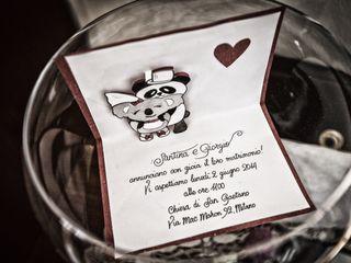 Le nozze di Santina e Giorgio 1