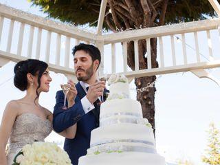 Le nozze di Fabiana e Antonello