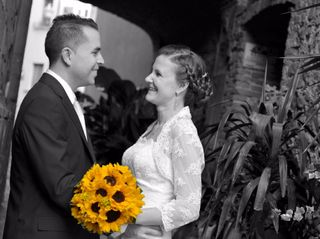 Le nozze di Letizia e Leonardo
