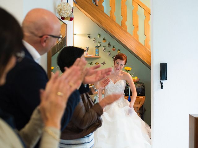 Il matrimonio di Mattia e Cristina a Pettenasco, Novara 8