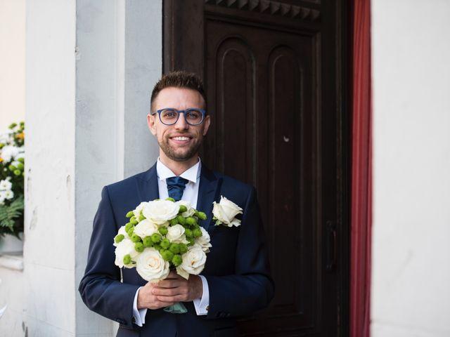 Il matrimonio di Mattia e Cristina a Pettenasco, Novara 9