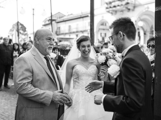 Il matrimonio di Mattia e Cristina a Pettenasco, Novara 11