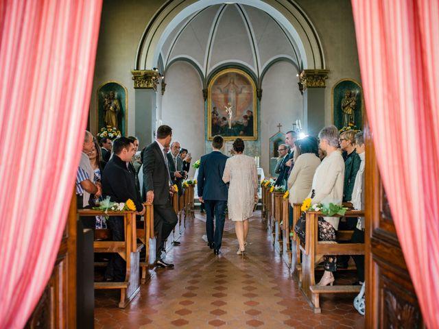 Il matrimonio di Mattia e Cristina a Pettenasco, Novara 12