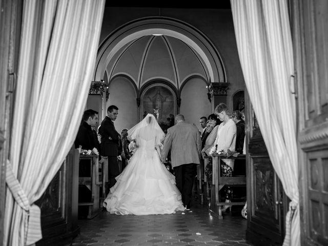 Il matrimonio di Mattia e Cristina a Pettenasco, Novara 13