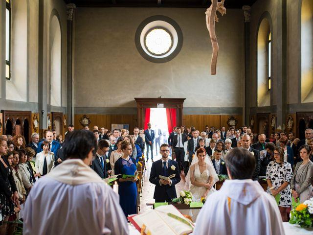 Il matrimonio di Mattia e Cristina a Pettenasco, Novara 15