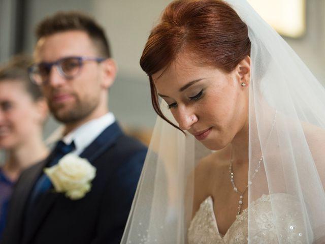 Il matrimonio di Mattia e Cristina a Pettenasco, Novara 17