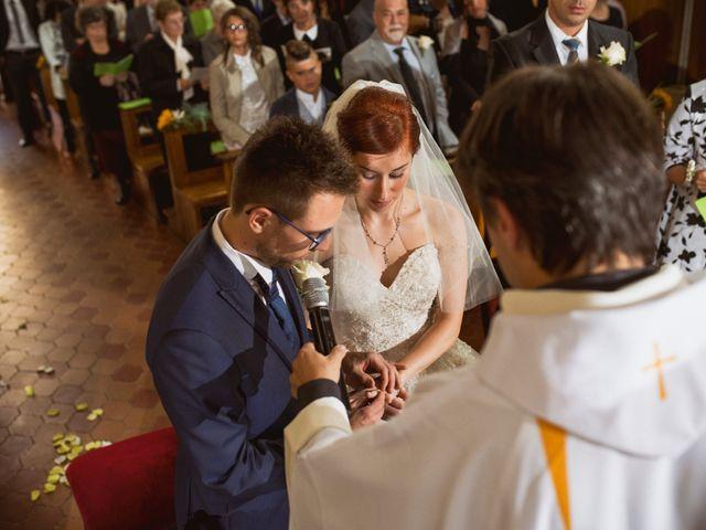Il matrimonio di Mattia e Cristina a Pettenasco, Novara 18