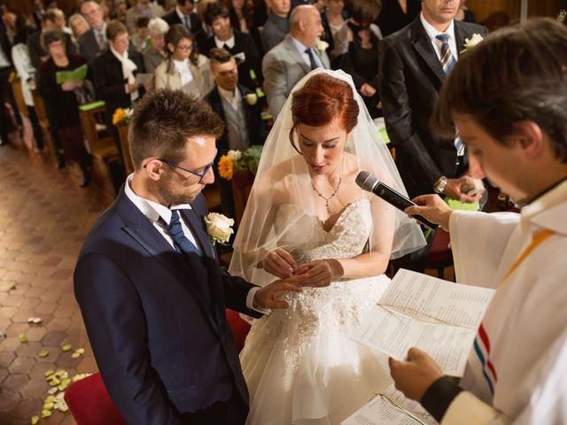 Il matrimonio di Mattia e Cristina a Pettenasco, Novara 19